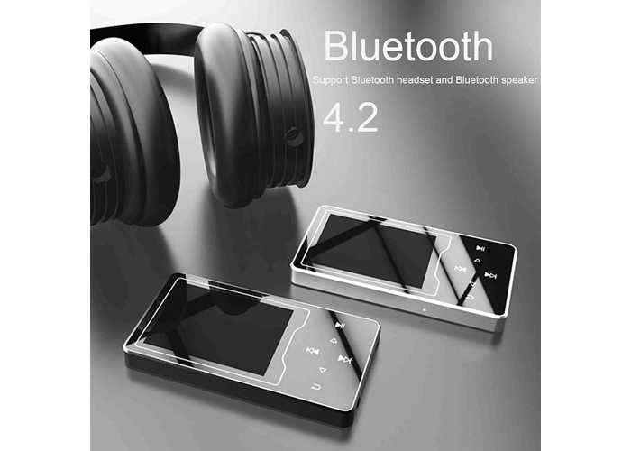 ChenFec 16GB Bluetooth MP3 Player Lossless Sound Music Player with Built-in Body - 2