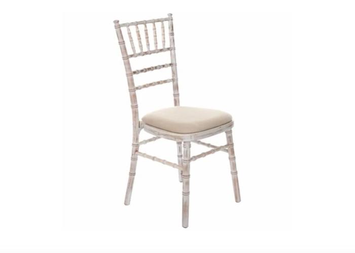 Chiavari Chair & Pad - 1