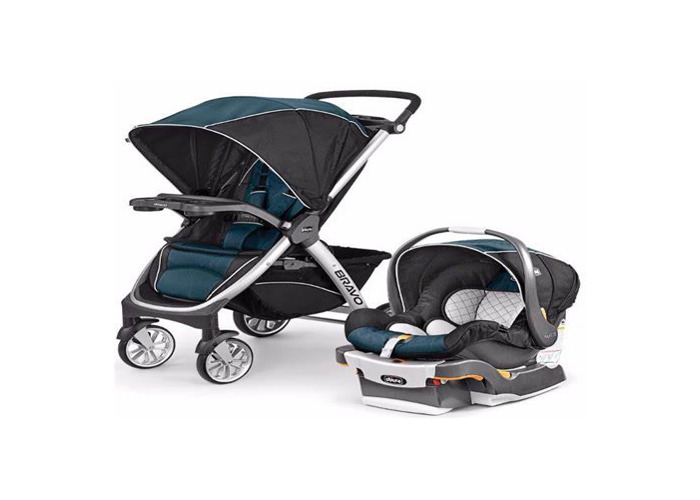 Chicco Trio Best Friend 3-in-1 Travel System - 1