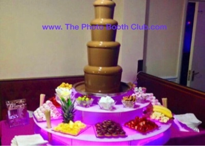 Chocolate fountain hire  - 1