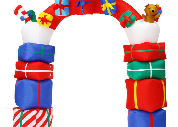 Christmas Arch - 2
