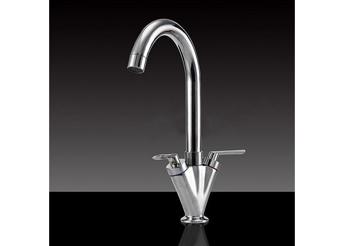 Buy Chrome Bathroom Plated Brass Basin