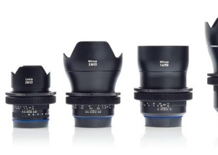 Cine Lens - 1