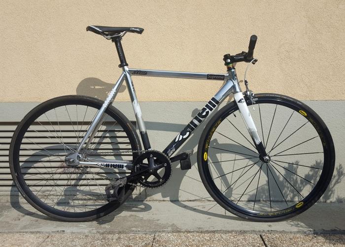 Cinelli Track Bike  - 1
