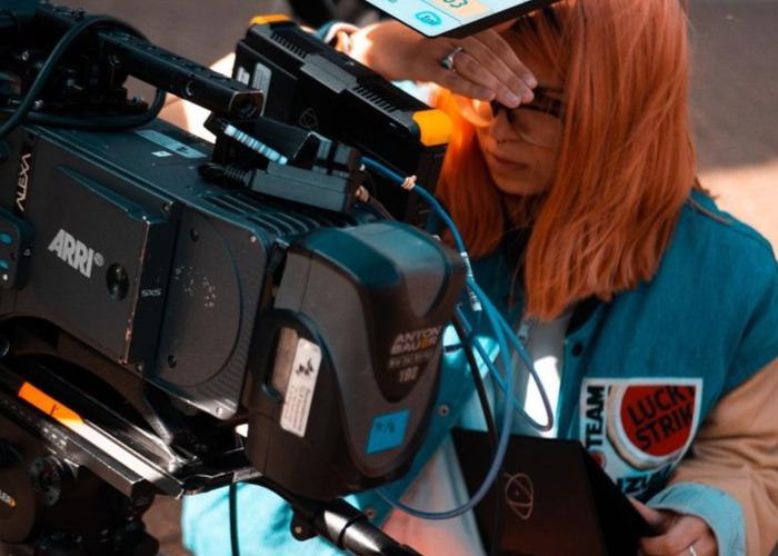Cinematographer + Equipment - 1