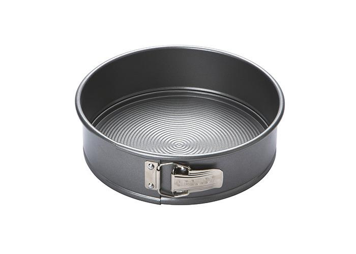 Circulon Momentum Bakeware Carbon Steel 23 cm Non-Stick Spring Form Cake Tin - Grey - 1