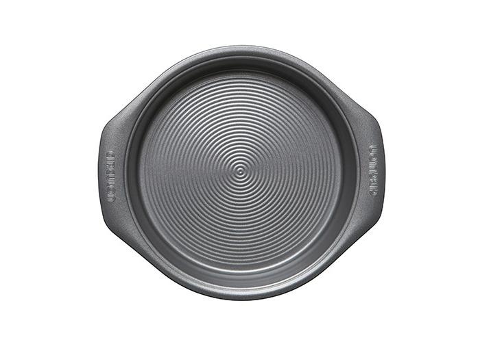 Circulon Momentum Bakeware Carbon Steel 24 cm Non-Stick Round Cake Tin - Grey - 2