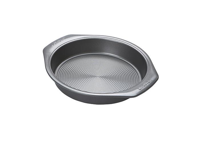 Circulon Momentum Bakeware Carbon Steel 24 cm Non-Stick Round Cake Tin - Grey - 1