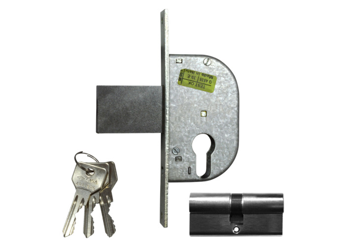 CISA 42111 Euro Gatelock - 58mm NP KD  - 1