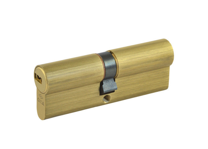 CISA Astral Euro Double Cylinder - 95mm 40/55 (35/10/50) KD PB - 1