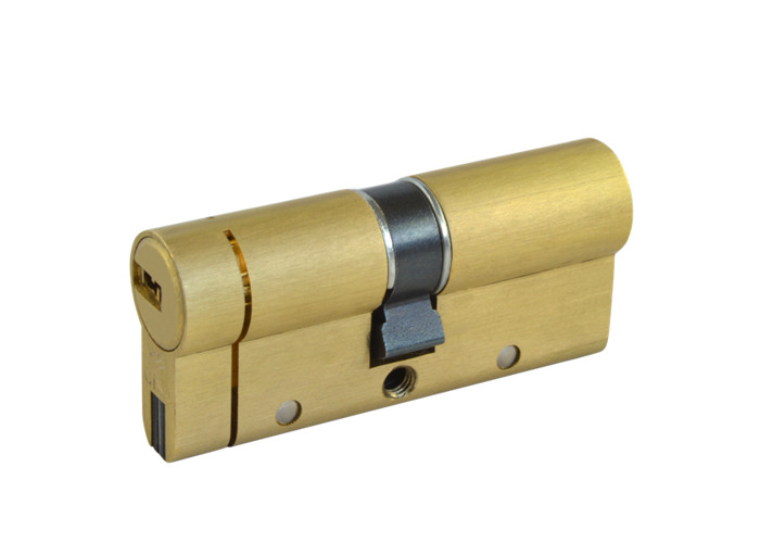 CISA Astral S24 QD Euro Double Cylinder - 70mm 35/35 (30/10/30) KD PB - 1