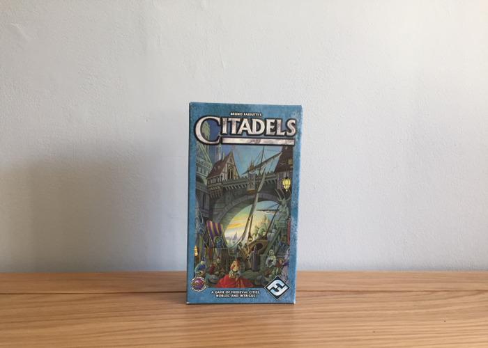 Citadels Board / Card Game - 1