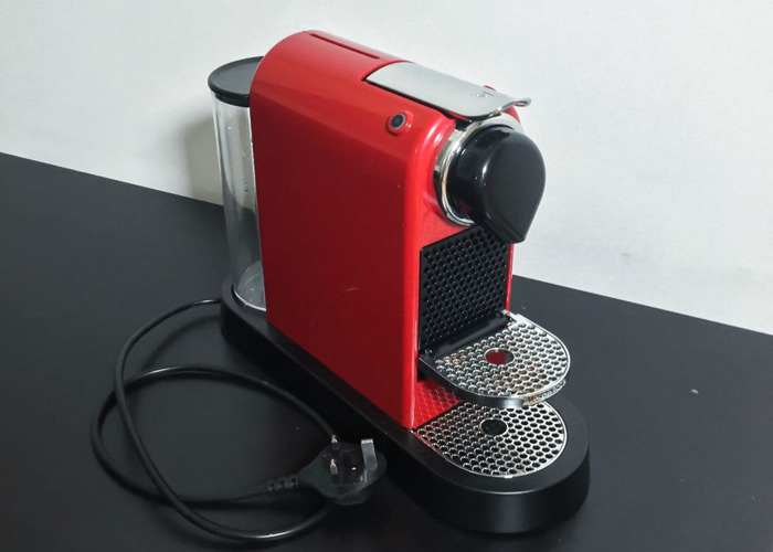 CitiZ&Milk Red Coffee Machine - 1