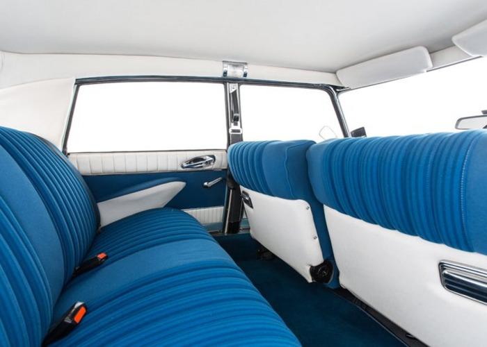 Citroen DS21 Saloon (1971) - 2
