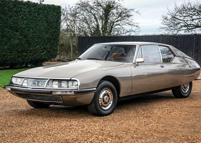 Citroen Maserati SM (1971)  - 1