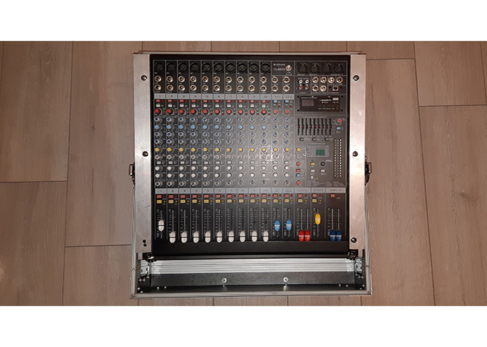Citronic CLP1200 12-Channel Powered Mixer - 2