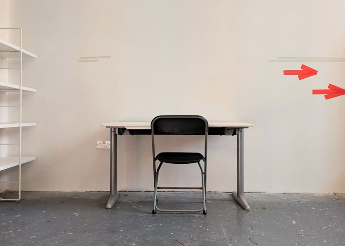 City Centre Desk Space/Studio - 2