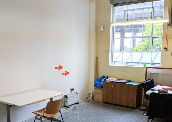 City Centre Desk Space/Studio - 1