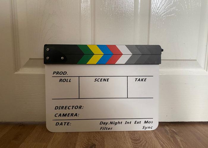 Clapper Board - 1