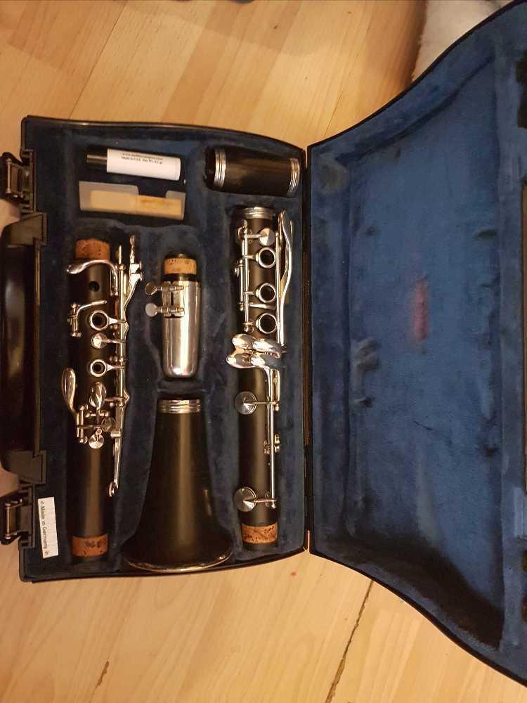 Clarinet - Buffet Crampon & Cie B12 - 1
