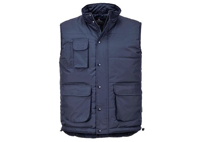 Classic Bodywarmer  Navy  Medium  R - 1