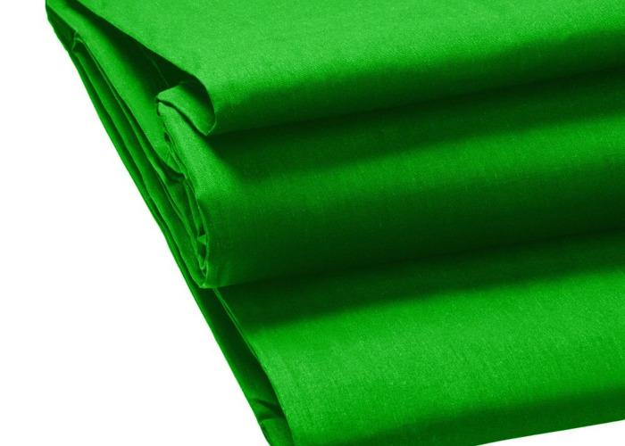 Cloth green screen 3x6 m - 1