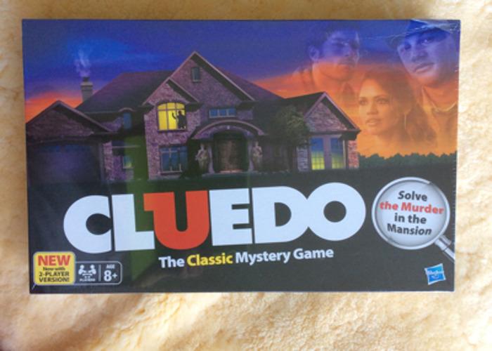 Cluedo - Mystery Board Game  - 1