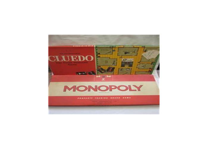 Cluedo monopoly - 1