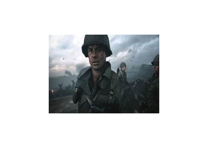 CoD WWII, Overwatch - 1