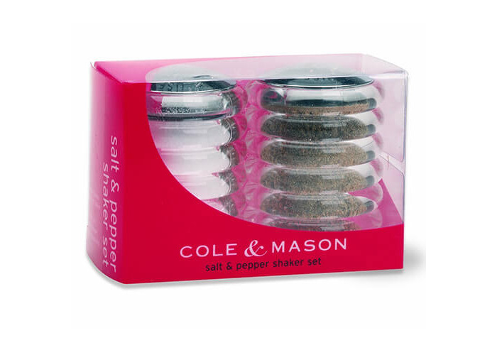 Cole & Mason Beehive Shaker Set Of Two - 2