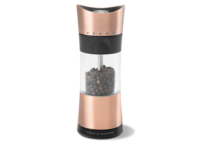 Cole & Mason Horsham Inverta Precision Pepper Mill Copper - 1
