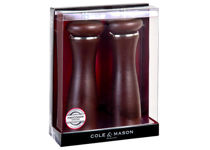 Cole & Mason Sherwood Forest 20cm Precision Mill Gift Set - 1