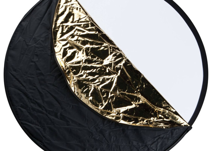 Collapsible 5-in-1 Reflector - 1