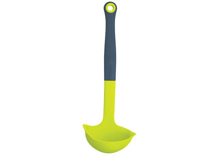 Colourworks Brights Green Silicone Headed Ladle - 1