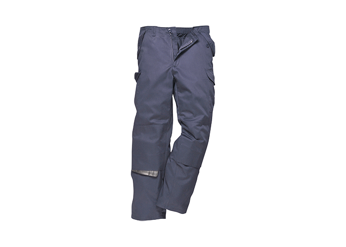 Combat Work Trousers  Navy  Small  R - 1