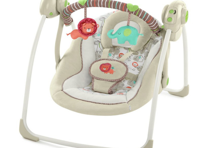 Comfort & Harmony portable swing - 1