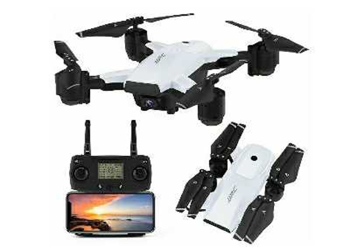 Compact GPS Smart Drone with 1080P HD camera - 1