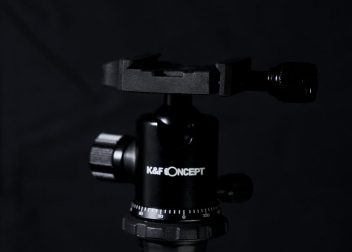 K&F Concept Compact Tripod for Traveller - 2