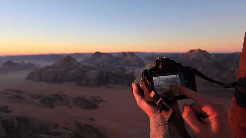 Video Kit (Canon 100D Camera, 4x Lenses, Steady Rig)  - 1