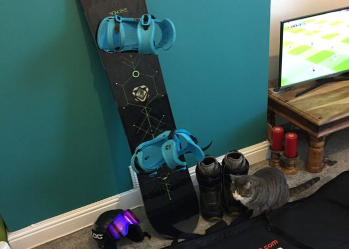 Complete Snowboard kit - 1