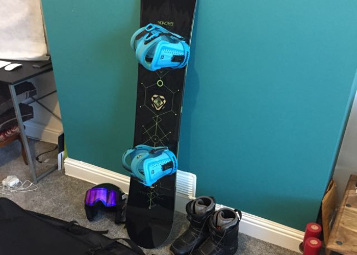 Complete Snowboard kit - 2