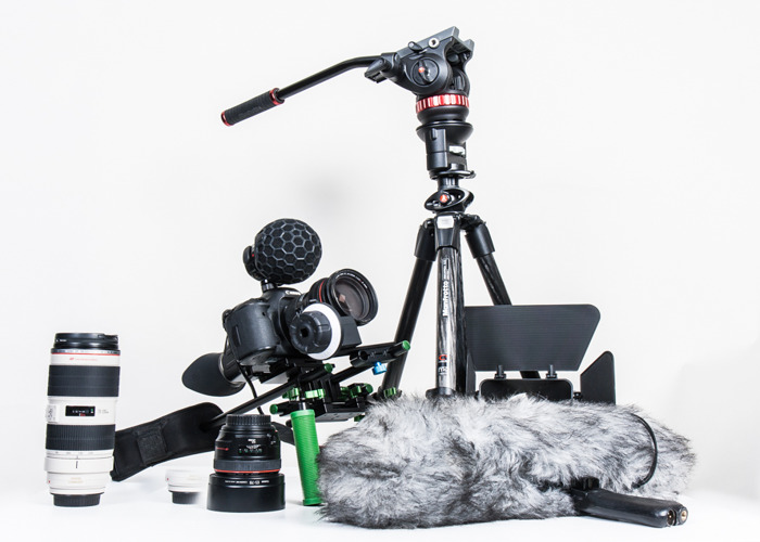 Comprehensive Canon 5D Mark III Video Kit  - 1