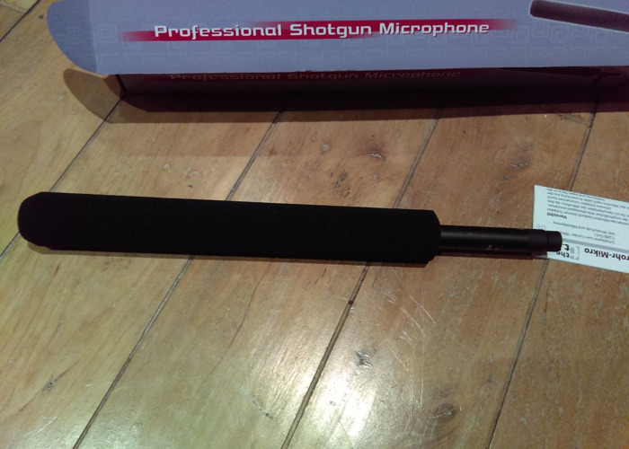 Condenser Shotgun Microphone - 1