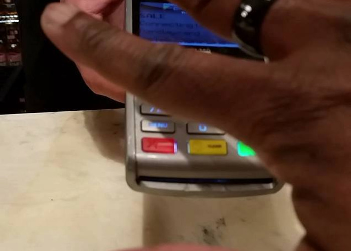 Contactless Ring Payment Ring For Paying In Shops Pubs Bars - 2