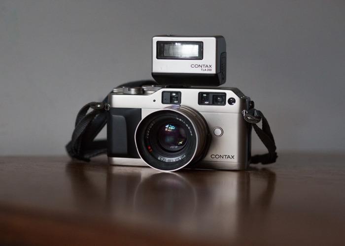 Contax G1 Camera 35mm Film Kit  - 1