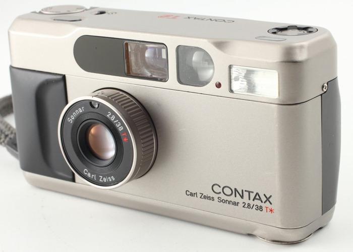 CONTAX T2 35mm | Film Camera - 1