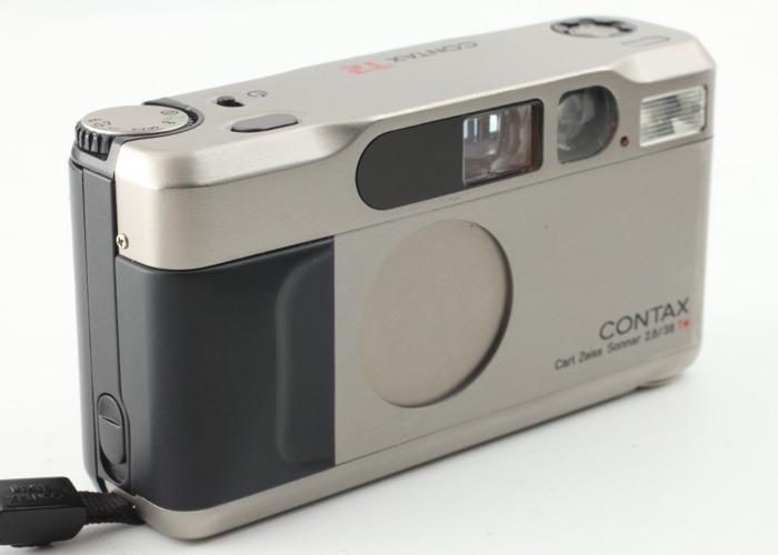 CONTAX T2 35mm | Film Camera - 2