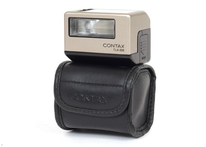 Contax TLA 200 flash - 1