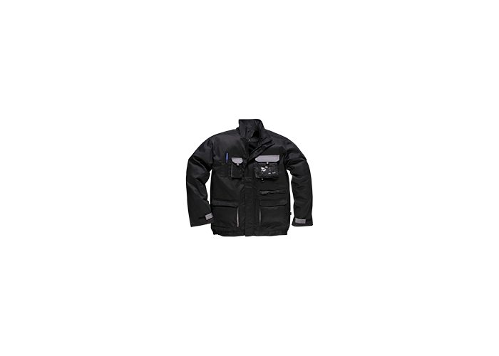 Contrast Jacket  Black  3 XL  R - 1