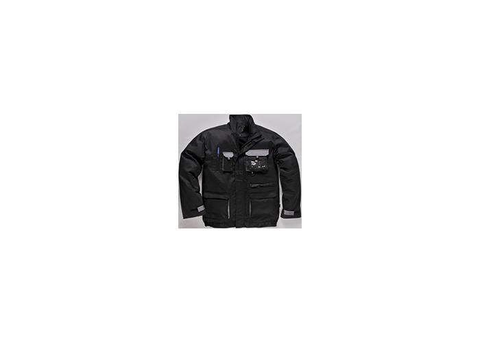 Contrast Jacket  Black  Small  R - 1